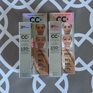 2x it cosmetics CC+ Cream - Tan